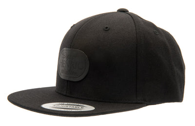Baseball - Henric Snapback Cap - Black- Youth 6-12 y. - CTH MINI