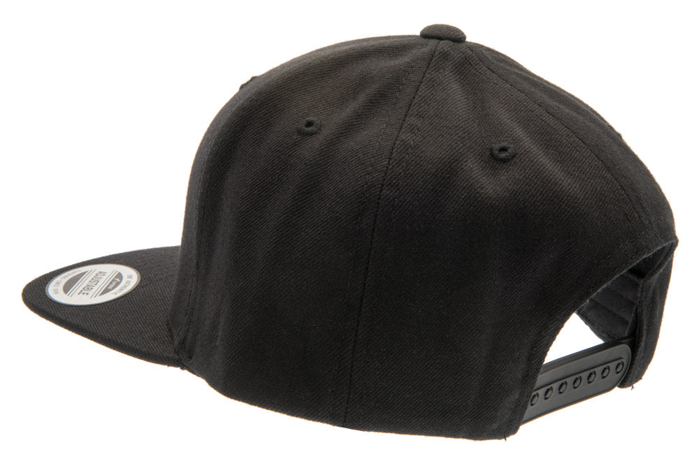 Baseball - Henric Snapback Cap - Black- Kids 1-3 y. - CTH MINI