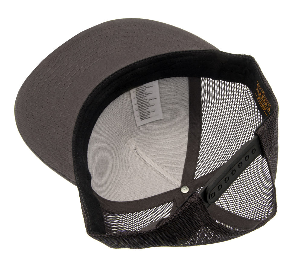 Baseball - Henric Trucker Cap - Grey - CTH Ericson of Sweden