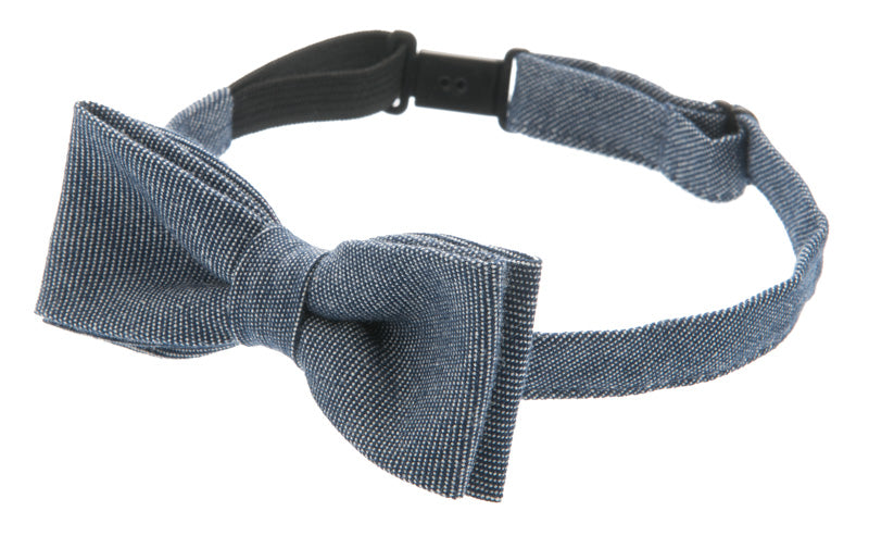 Kids Bow tie - Knut Jr. Morgado Blue - CTH MINI