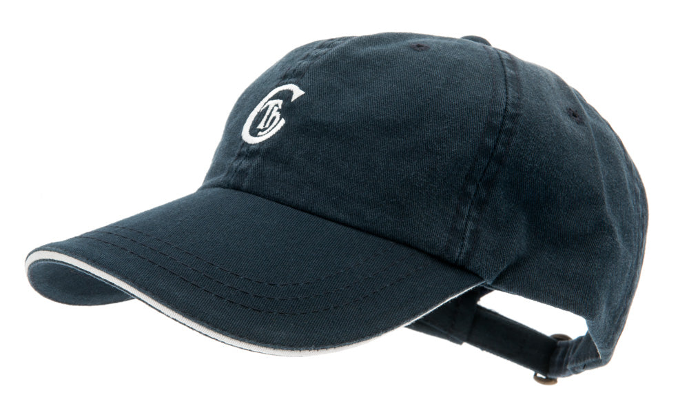 Baseball - Logo Cap Navy - CTH Ericson of Sweden
