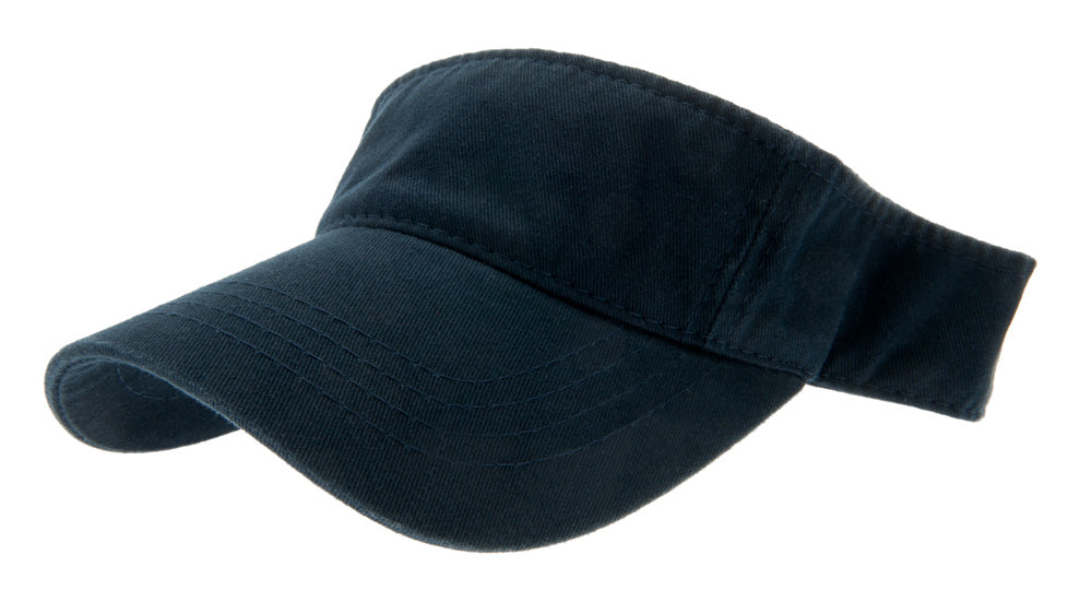 Baseball - Visor Cap Navy - CTH Ericson of Sweden