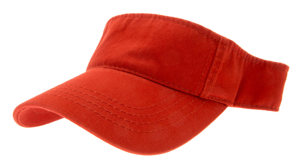 Baseball - Visor Cap Red - CTH Ericson of Sweden