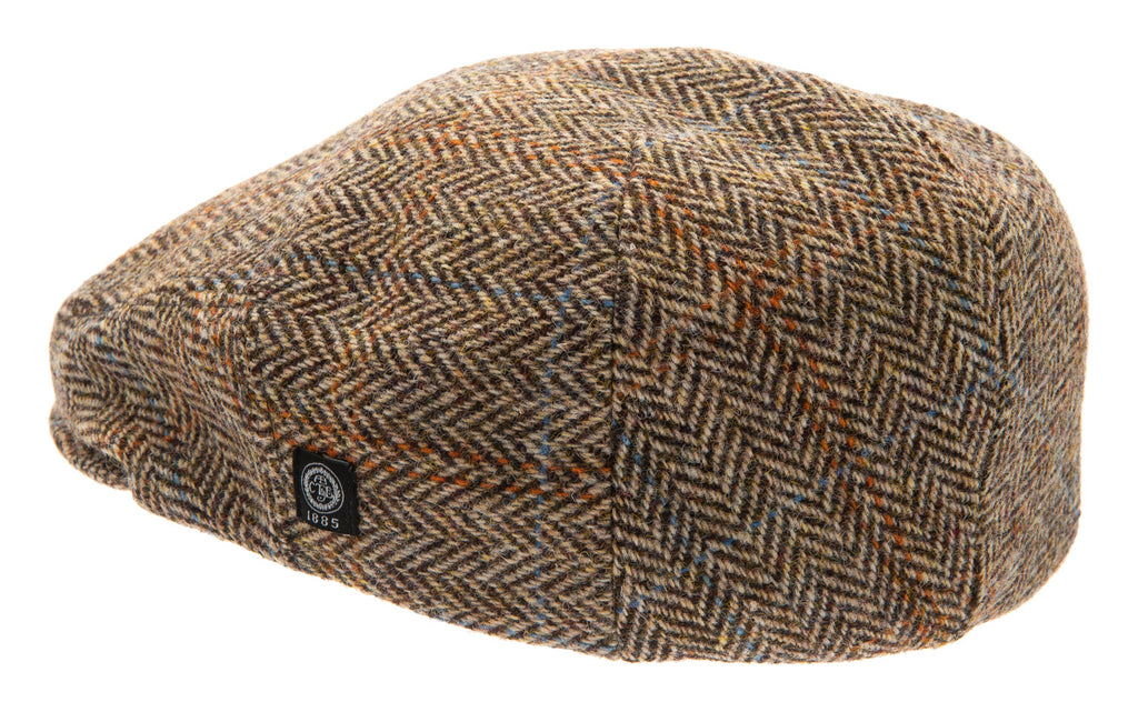 Edward Sr. Harris Tweed Camel - CTH Ericson of Sweden