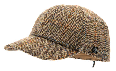 Baseball - James Sr. Harris Tweed Camel - CTH Ericson