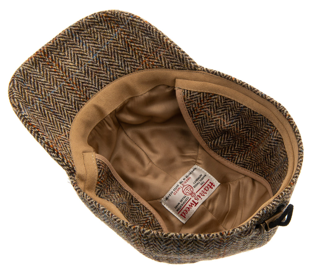 James Sr. Harris Tweed Camel - CTH Ericson of Sweden