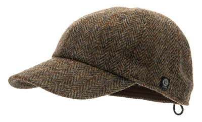 Baseball - James Sr. Harris Tweed Green - CTH Ericson