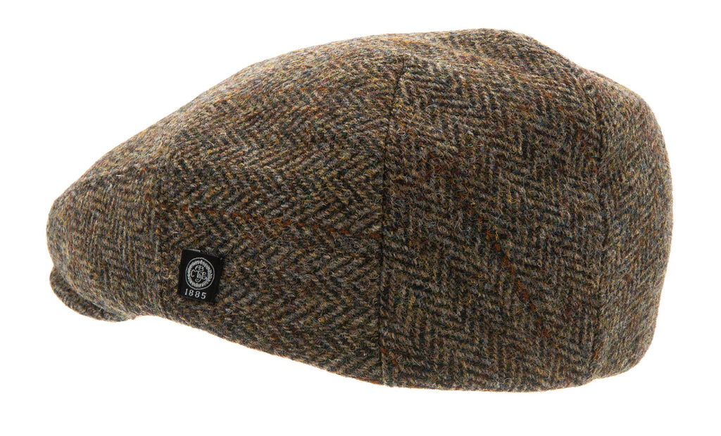Edward Sr. Harris Tweed Green - CTH Ericson of Sweden