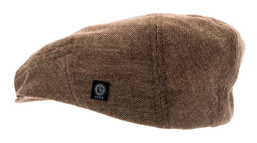 Flat cap - Edward Sr. Belo Brown - CTH Ericson of Sweden