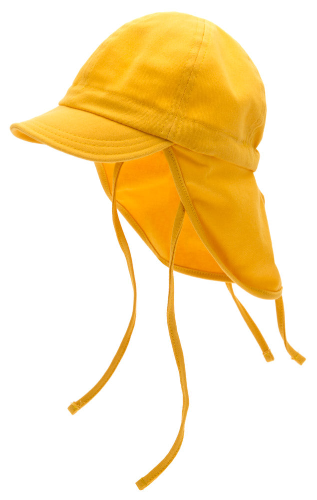 Sun hat - Freddy Jr. Mono Yellow - CTH MINI