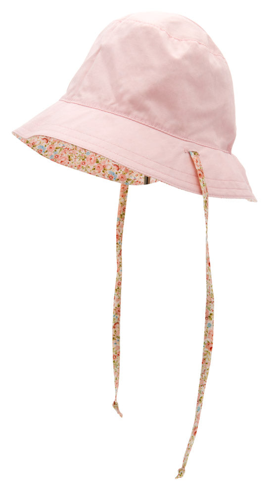 Baby Sun hat - Indra Jr. Meadow Pink - CTH MINI