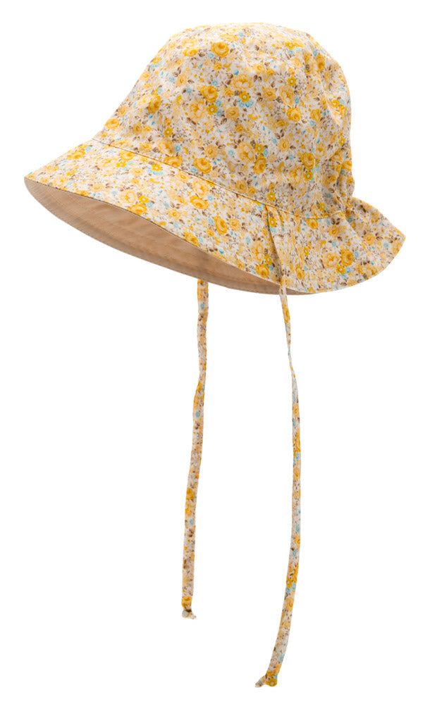 Baby Sun hat - Indra Jr. Meadow Yellow - CTH MINI