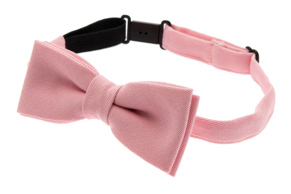 Kids Bow tie - Knut Jr. Mono Pink - CTH MINI