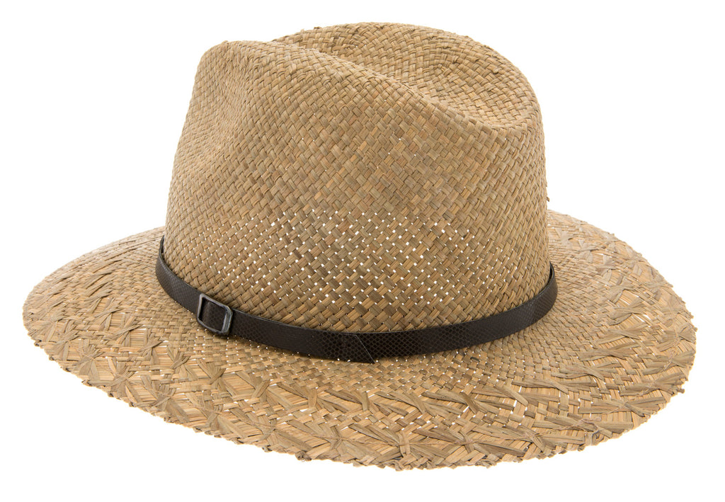 Savannah Natural Straw hat - CTH Ericson of Sweden