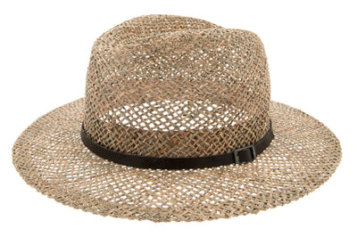 Straw hat - Svala Natural Straw hat - CTH Ericson