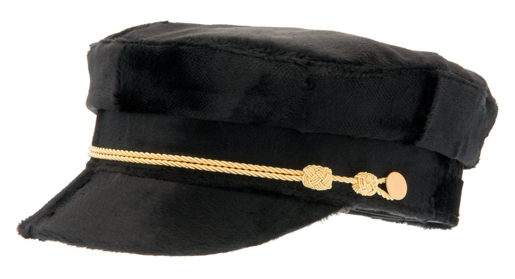Fiddler Cap - Turi Re-source Faux Fur - CTH Ericson of Sweden