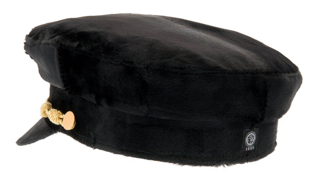 Vegamössa / Skepparmössa - Turi Re-source Faux Fur - CTH Ericson of Sweden