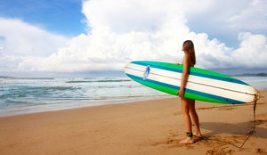 Our favorite female Aussie surfers