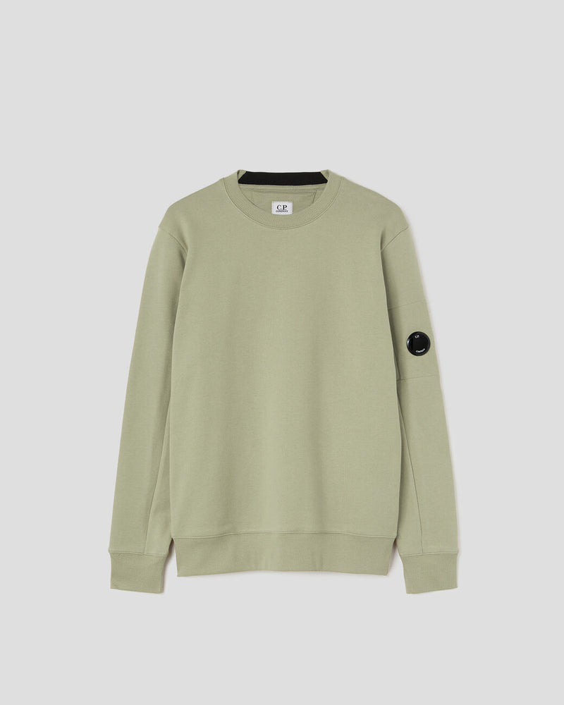 CP Company Diagonal Raised Fleece Sweatshirt | Ivy Leo Boutique