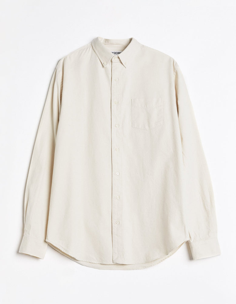 Shirt BD Natural Twill | Off White