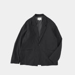 W/N Relaxed 2B Jacket | Black