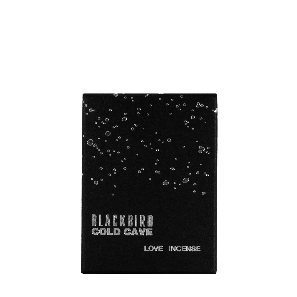 Incense Cold Cave x Blackbird | Love