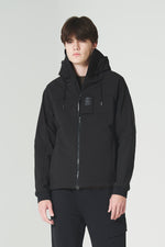 C.P. Shell Medium Jacket | Black
