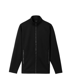 WINGS + HORNS Structured Full Zip | Black LEO BOUTIQUE