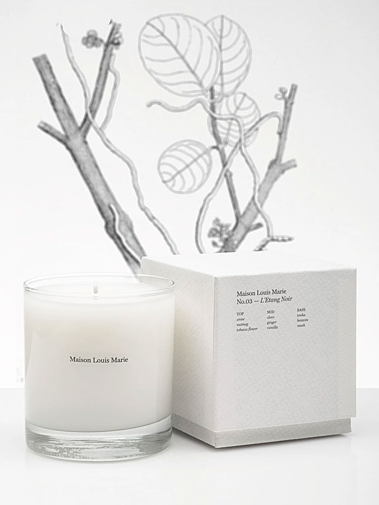 Candle | No. 03 L'Etang Noir