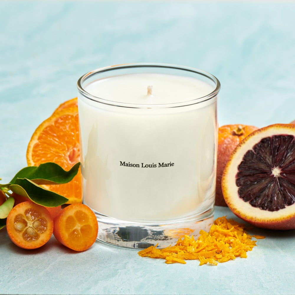 Candle | No. 06 Neige de Printemps