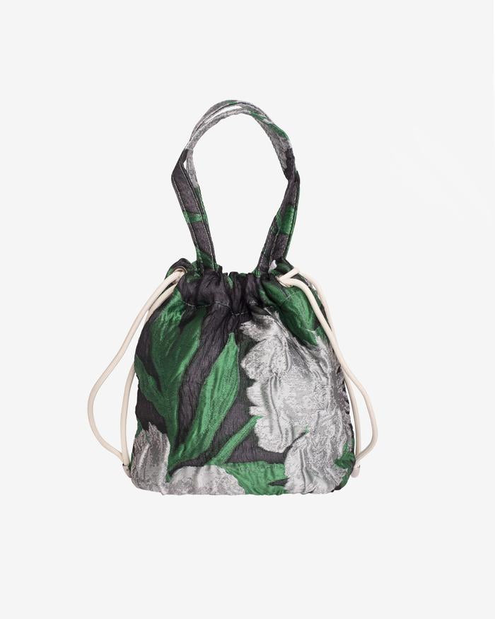 HVISK Pouch Water Lily Black LEO BOUTIQUE