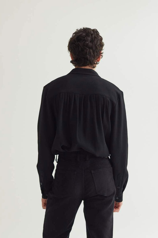 Rampoua Shirt | Black