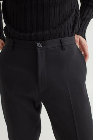 Harvey Trousers | Black