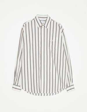 Schnayderman's Shirt Oversized Poplin Stripe - LEO BOUTIQUE