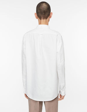 Schnayderman's Shirt Oxford One in White -LEO BOUTIQUE