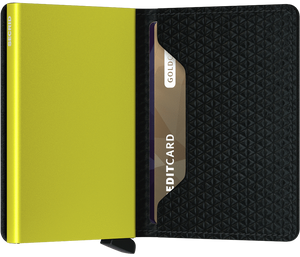 Slimwallet | Diamond Black