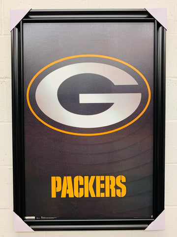 "24""x36"" NFL Green Bay Packers- Team Logo"