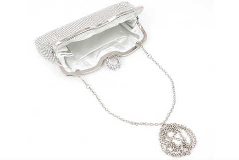 A4043 Classy Small Rhinestone Party Dinner Cross-body Evening Clutch Purse New Arrivals - FFANY GIFTS - 9