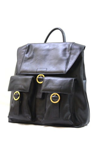 3672050 FFANY Exclusive Large Genunine Leather Travel Shopping Backpack - FFANY GIFTS - 2