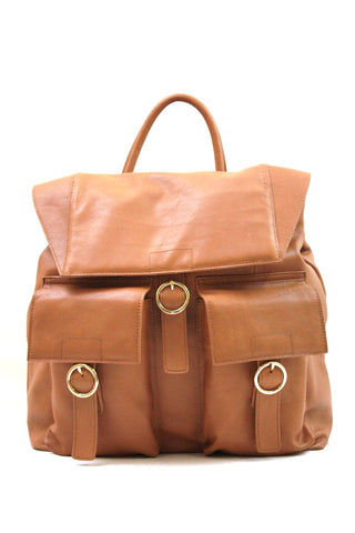 3672050 FFANY Exclusive Large Genunine Leather Travel Shopping Backpack - FFANY GIFTS - 5