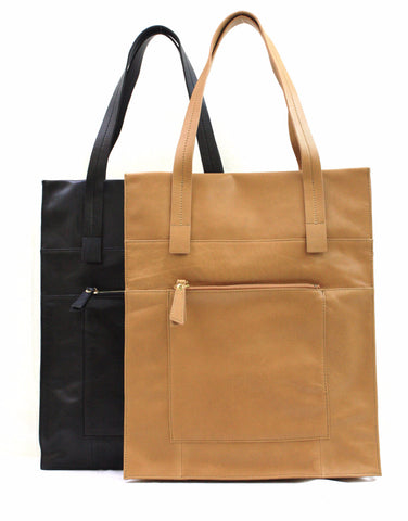 8685730 FFANY Exclusive Genuine Leather Shopping Tote Purse SALE