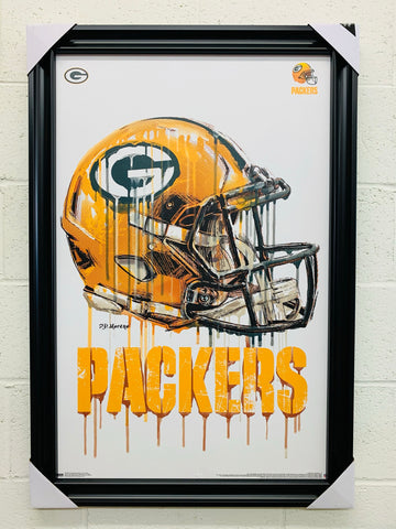 "22""x34"" NFL Green Bay Packers - Team Logo"