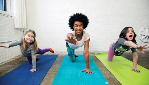 On the Mat with Nicole Cardoza, Founder of Yoga Foster