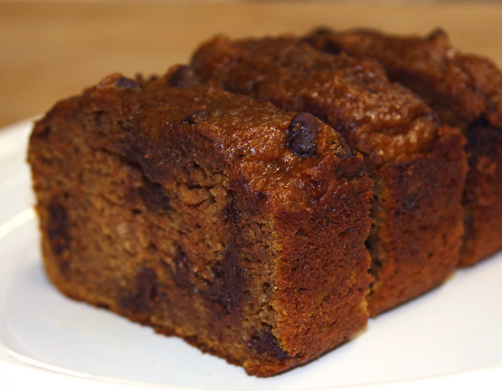 Easy Vegan Pumpkin Bread