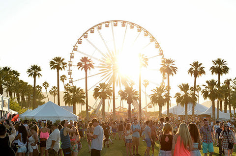 Turn It Up: Coachella Chillin'