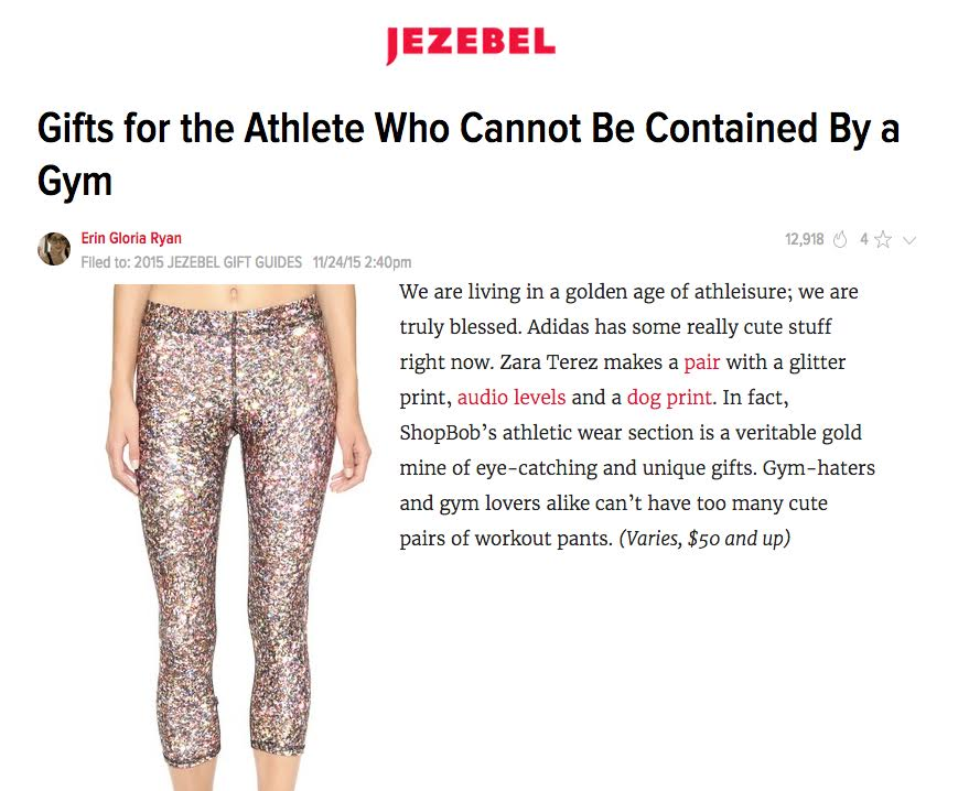 Zara Terez Leggings in Jezebel