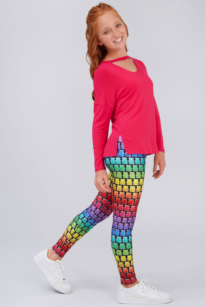 Girls Gummy Squad Leggings