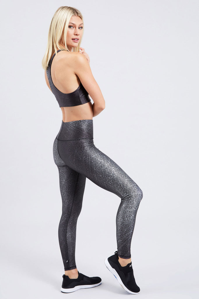 Superstar Moves Super-High Band Leggings