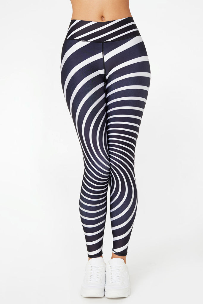 Whirlwind Tall Band Leggings