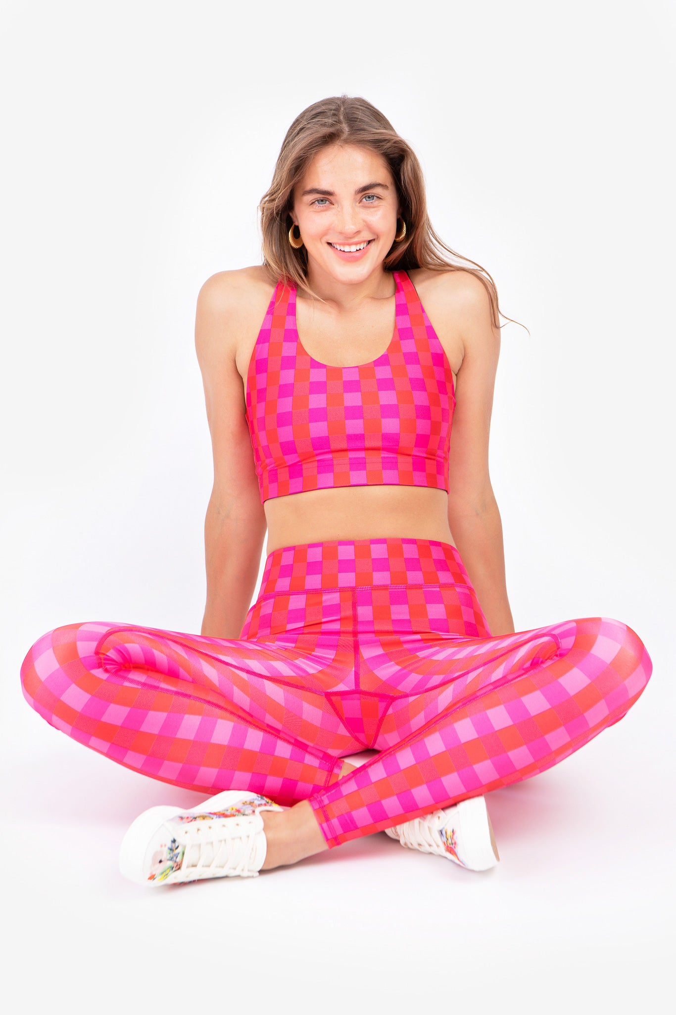 Picnic Reversible Sports Bra